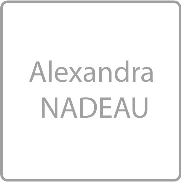Alexandra Nadeau | INRS | Date : 21 Mars 2017